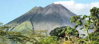 Volcà Arenal, La Fortuna </br> Costa Rica